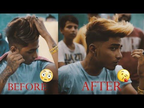 Mens 2018 Hair Color | Men's Hairstyle | Bharat Sharma
