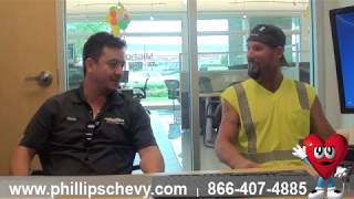 2018 Chevy Silverado - Customer Review Phillips Chevrolet - Chicago New Car Dealership Sales