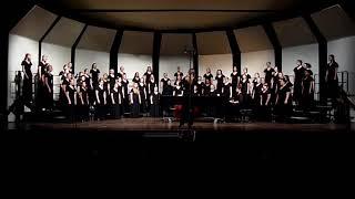 Skye Boat Song - CCHS A Cappella Choir 2015-10-01