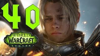 World Of Warcraft Legion | Directo | Gameplay Español | Capitulo 40