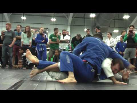 Daniel Frank US Grappling Richmond 2016 BB match 1