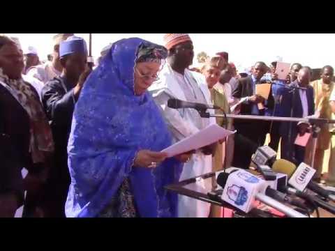 Download Maryam Abacha American University Permanent Site at Gwarzo Town