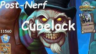 Hearthstone: Cubelock Warlock Post-Nerf #3: Witchwood (Bosque das Bruxas) - Standard Constructed