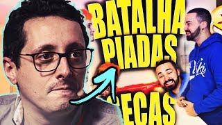 ZORLAK VAI FAZER BATALHA DE PIADAS SECAS COM O TIAGOVSKI ?!