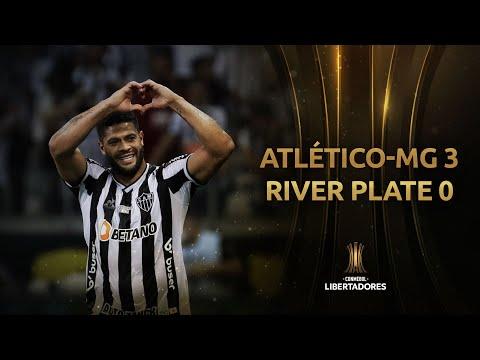 Atlético Mineiro vs. River Plate [3-0] | RESUMEN | Cuartos de Final | Vuelta