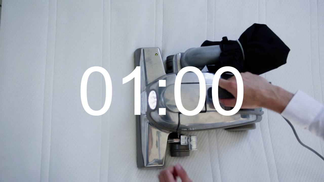 Matras Laten Reinigen : Matras test reiniging door mister powerclean youtube