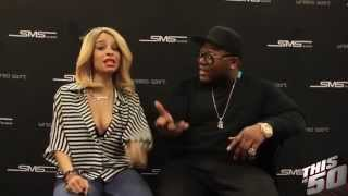 """Antonique Smith Talks """"Hold Up Wait A Minute""""; King Bach; Bill Cosby; Grammy Nomination"""