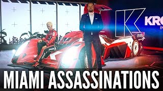 HITMAN 2 The Finish Line ALL MISSION STORY Assassinations (Miami Level)