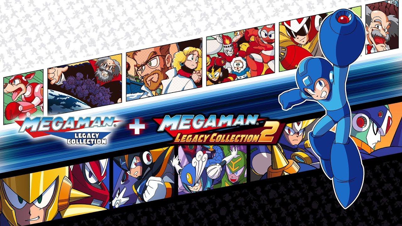 maxresdefault - 【Switch】ロックマンクラシックスコレクション1+2が5月22日に発売決定