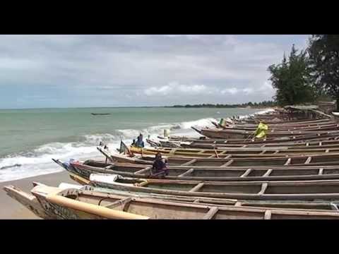 GIZC: Gestion intégrée des zones côtières au Senegal