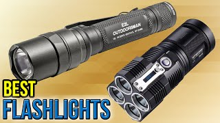 10 Best Flashlights 2017(, 2016-12-04T02:14:21.000Z)