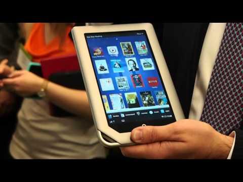 Barnes & Noble Nook Tablet: Hands-On Demo