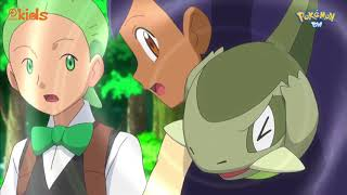 Pokémon Tập 133  Ibuki và Airisu! Kurimugan khác màu! S16 Black And White Hoạt Hình Tiếng Việt
