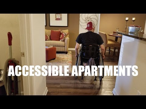 TRYING TO FIND A WHEELCHAIR ACCESSIBLE APARTMENT