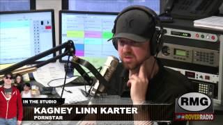 Adult actress Kagney Linn Carter - full interview