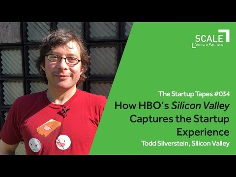 How HBO's Silicon Valley Captures the Startup Experience — The Startup Tapes #034