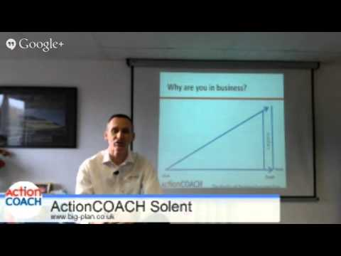 Think BIG - Writing your Business Improvement and Growth Action Plan
