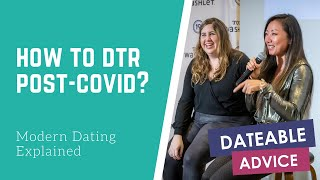 [DATING ADVICE] How do you have the DTR convo post-Covid?