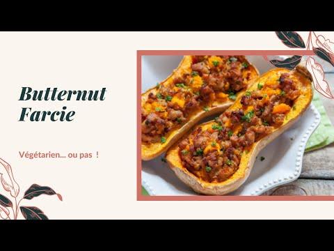 butternut-farcie,-recette-végétarienne..-ou-pas-🤗