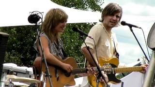 Anais Mitchell - Coming Down | Pickathon 2010