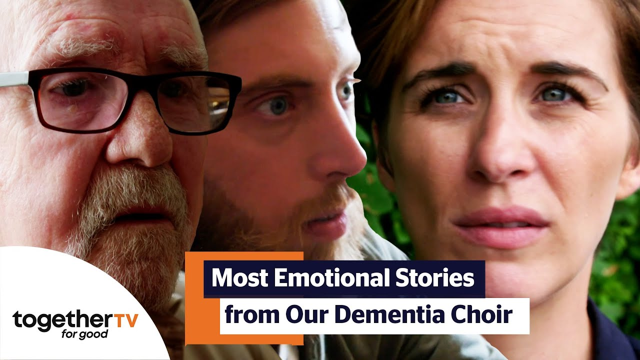 Download Line of Duty's Vicky McClure's Most Emotional Meetings with Dementia Sufferers   Our Dementia Choir