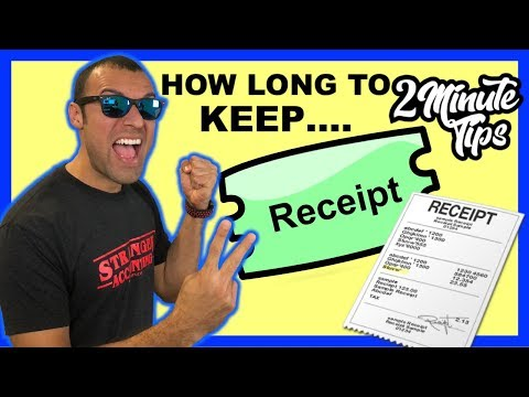 2-minute-book-tip-how-long-to-keep-business-receipts-tax-documents-&-paperwork-irs-adequate-records