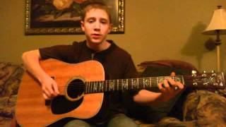 """Holes in the Floor of Heaven"" by Steve Wariner - cover by Timothy Baker"