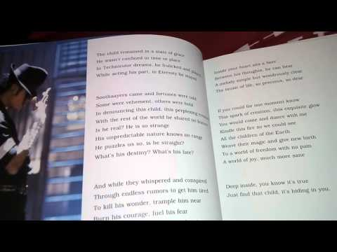 ASMR ~ Whispering ~ Reading Poems 📖 written by Michael Jackson / Dancing the Dream 🌟 Part 1
