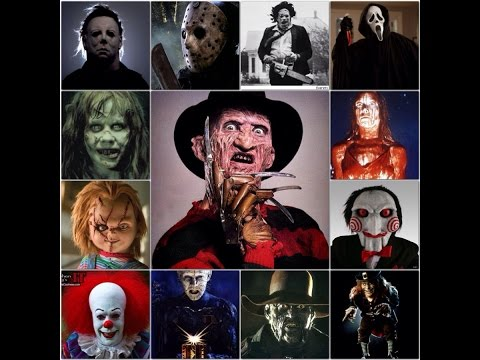 Halloween Classic Horror Theme Songs | Halloween (Michael Myers),Freddy Krueger,Jason,& IT