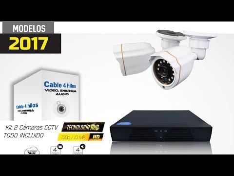 Kit Cctv XMEye Cámaras Ahd 1 0 Mp 1800 Tvl
