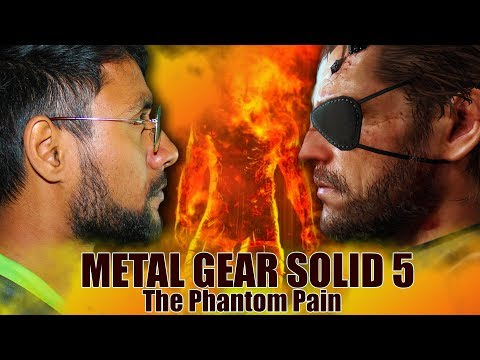 KuDOS to THIS GAME - Just WOWWWW (Metal Gear Solid The Phantom Pain)