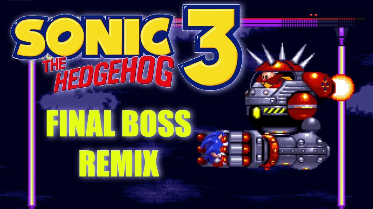 Sonic 3 - Final Boss (Dance Remix)
