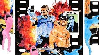 Breezango mistakenly take artist Rob Schamberger into custody! - WWE Canvas 2 Canvas