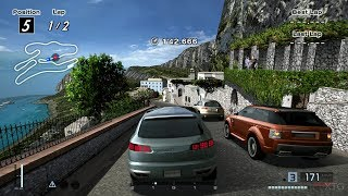 Gran Turismo 4 - SUVs Touge Battle PS2 Gameplay HD