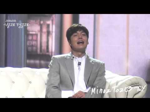 [직캠]160116 LeeMinHo Talk Concert '나꿍꼬또기싱꿍꼬또' By.MinozToz