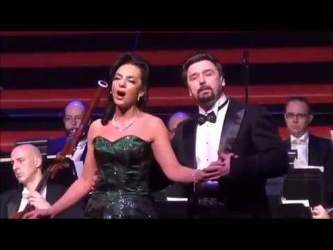 Iwona i Piotr Kaczmarek    Koncert Galowy w Chicago   13 styczeń 2018r  youtubemp4 to