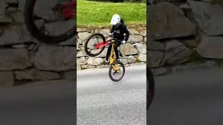 🔥 Could you do this on a bike?! 🤯🔥
