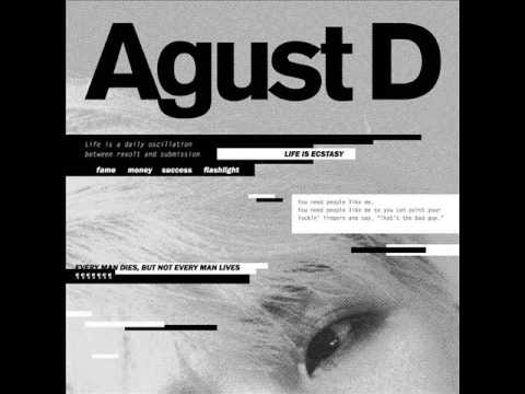 Agust D (SUGA) - give it to me [MP3 Audio]