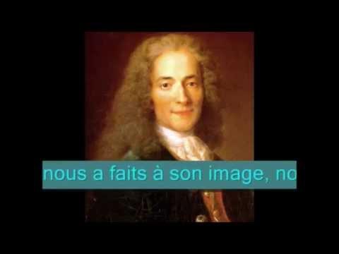 Le siècle des lumières (18éme siècle )