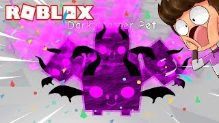 NUEVA EVOLUCION de PET DARK MATTER!!! 😈 Roblox Pet Simulator