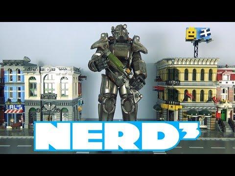 Nerd³ Toys - Fallout 4 Power Armour