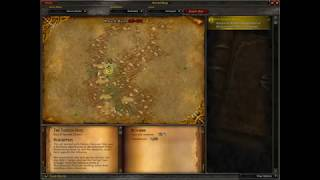 World of Warcraft Quests - The Tainted Ooze