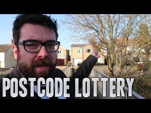 NHS Postcode Lottery