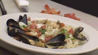 Fish Soup - Italian Style
