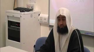 FOSIS Winter Conference 2011 - Qari Uthman Al-Qasim