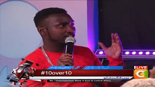 This is the story of DJ Crossfade #10Over10