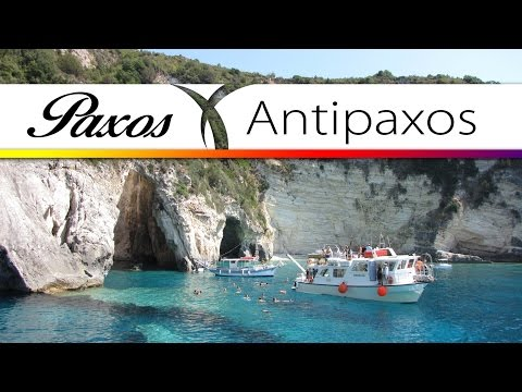 Paxos, Antipaxos - Greece  - Travel Guide