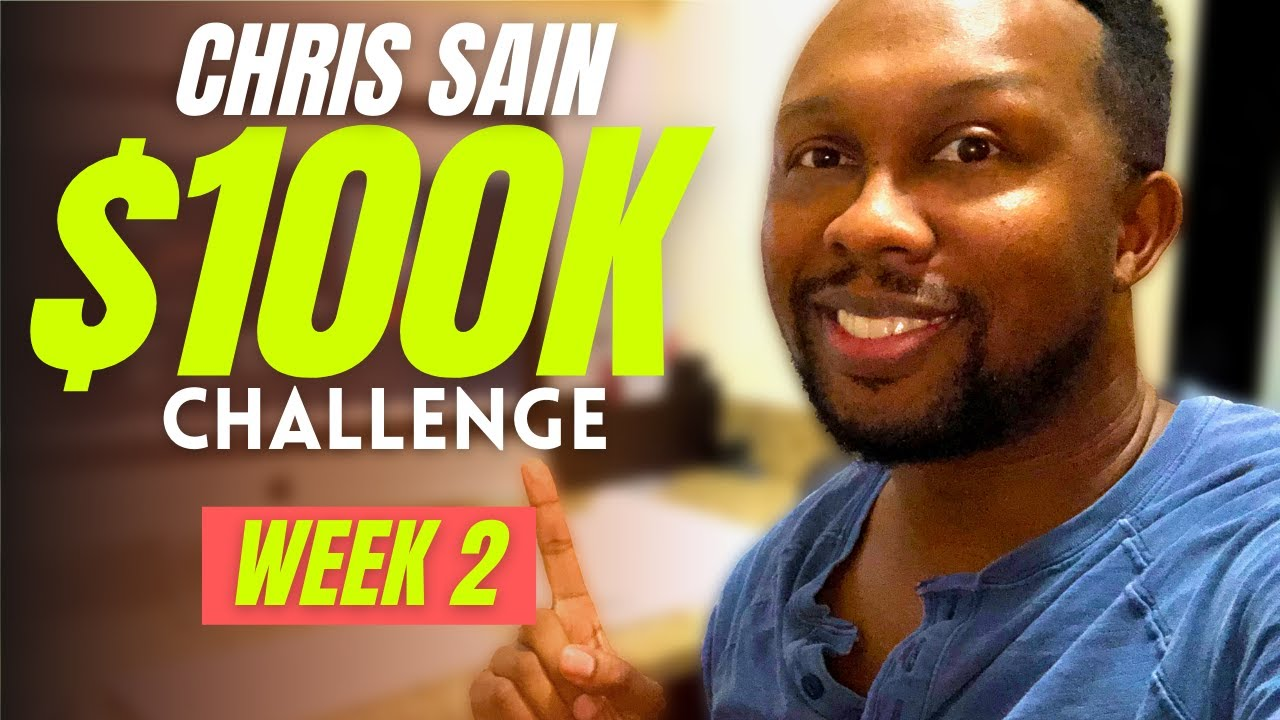 CHRIS SAIN $100K CHALLENGE | WEEK 2 | HOW TO ENABLE TRADE OPTIONS ON ROBINHOOD (REVEALED) | 2021