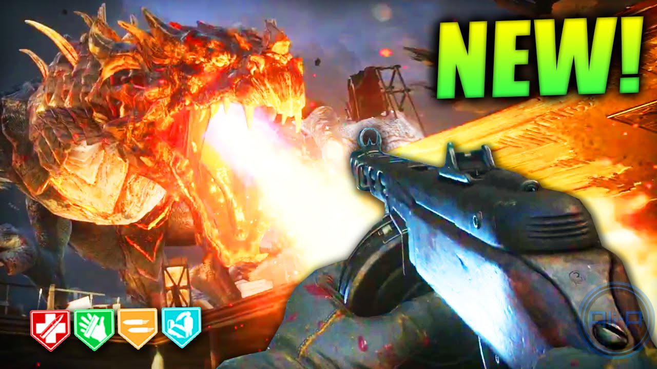 BEST ZOMBIES MAP EVER! - (Black Ops 3 \