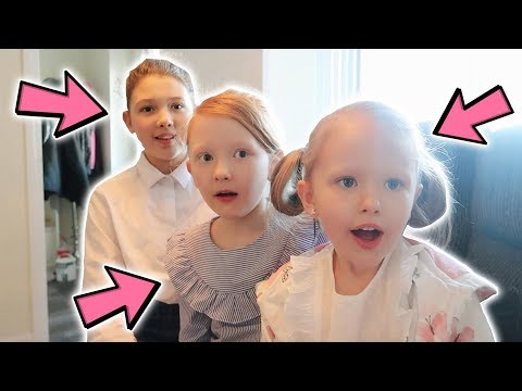 SECRET HOLIDAY REVEAL TO THE GIRLS!